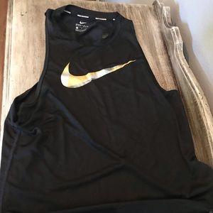 Nike workout tank & pants